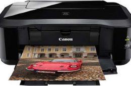 Pixma00 260x170 - Laserdrucker vs. Tintenstrahl - Canon Pixma iP4950