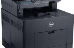 dell1 260x170 - Dell C3765dnf netzwerkfähiger Multifunktions-Farblaserdrucker