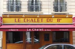 Paris 260x170 - Le Chalet du 8 eme, Paris