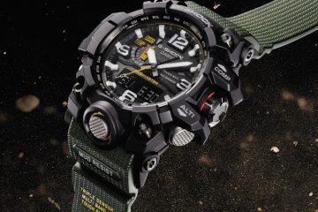 """Mudmaster 360x240 - Casio G-Shock """"Mudmaster"""" GWG-1000-1A3ER"""