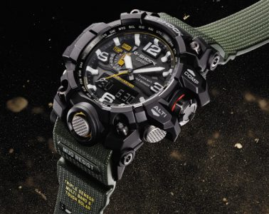 """Mudmaster 378x300 - Casio G-Shock """"Mudmaster"""" GWG-1000-1A3ER"""