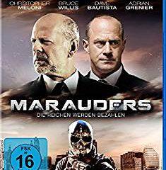 Marauders Die Reichen werden bezahlen 235x240 - Marauders - Die Reichen werden bezahlen