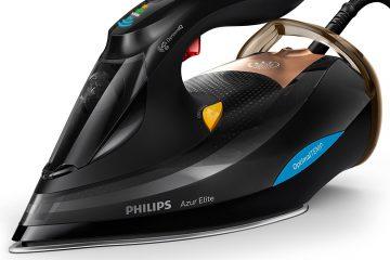 Buegeleisen 360x240 - Philips Azur Elite GC5033/80 Dampfbügeleisen